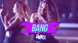 getlinkyoutube.com-Bang - Anitta - Coreografia | Choreography - FitDance