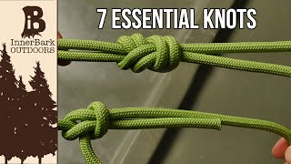 getlinkyoutube.com-7 Essential Knots You Need To Know