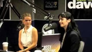 getlinkyoutube.com-Mara Davis interviews Alice Eve & Krysten Ritter