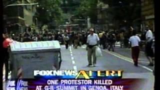 getlinkyoutube.com-Genoa Summit clash, July 21–22, 2001