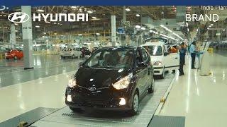 Hyundai | Manufacturing Plant - India
