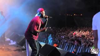 50 Cent & G-Unit Live en Ireland