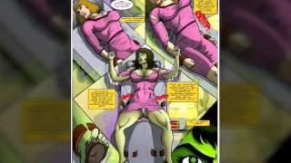 getlinkyoutube.com-Las mejores transformaciones de she hulk