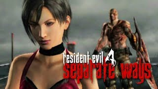getlinkyoutube.com-RESIDENT EVIL 4 - Separate Ways #10: Krauser está VIVO!