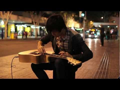 Unbelievable Talented Street Musician | Brisbane Australia