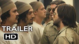 getlinkyoutube.com-The Stanford Prison Experiment Official Trailer #1 (2015) Ezra Miller Thriller Movie HD
