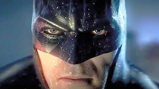 Batman Arkham City Remastered All Cutscenes Game Movie 60FPS
