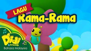 getlinkyoutube.com-Lagu Kanak Kanak | Rama-Rama | Didi & Friends