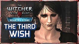 getlinkyoutube.com-Witcher 3: HEARTS OF STONE ► Olgierd's Third and Last Wish #23.5