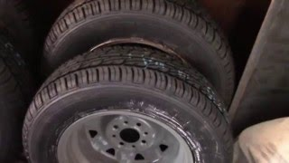 getlinkyoutube.com-способ установки колеса от жигулей на мотоблок нева мб-2с