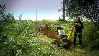McConnel Robocut Wood Chipper
