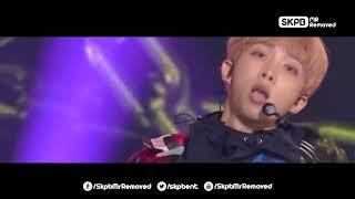 TROAI đẹp BTS hát live cực hay,cực đỉnh