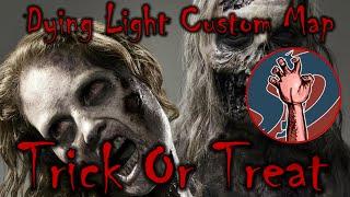 getlinkyoutube.com-Trick Or Treat   Halloween Special   Dying Light Custom Map
