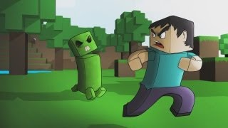 getlinkyoutube.com-خالد كويت - دحوم999 - آيوب - آلنهايه : Minecraft CreeperRevenge Ep5