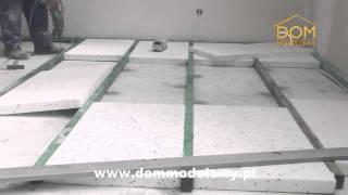 getlinkyoutube.com-Ocieplenie podkładu podłogowego na poddaszu Domu Modelowego