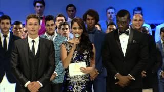getlinkyoutube.com-Mr World 2014 - Announcing the Winner!