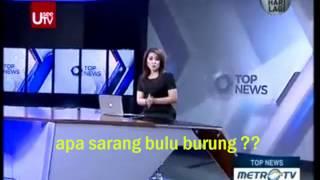 getlinkyoutube.com-Indonesian News Anchor Blooper