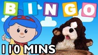 getlinkyoutube.com-BINGO and More Nursery Rhymes by Mother Goose Club Playhouse