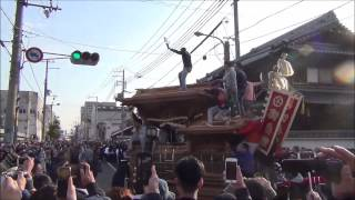 平成29年 大手町 だんじり修理入魂式 2017/03/26(日)