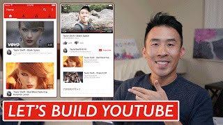 getlinkyoutube.com-Swift: Lets Build YouTube - Home Feed: UICollectionView, AutoLayout (Ep 1)