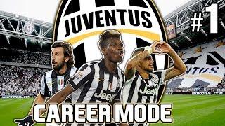 getlinkyoutube.com-FIFA 15 - JUVENTUS CAREER MODE #1