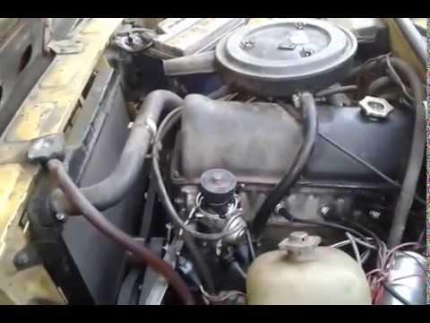 Двигатель ВАЗ работает без крышки трамблера. the engine is running without a lid distributor