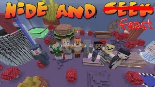 Minecraft Xbox: Hide & Seek {Hide and Feast}