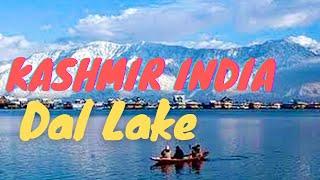 getlinkyoutube.com-Beautiful Srinagar Dal Lake Shikara Boat Ride Kashmir India *HD*