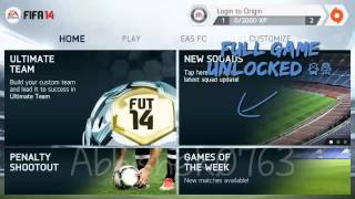 getlinkyoutube.com-FIFA 14 All modes Unlocked (No root,No computer Needed) Android