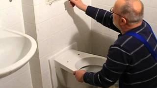 WC-Montage - Austausch eines vorhandenen WC´s
