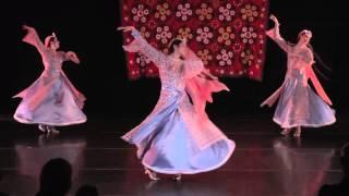 getlinkyoutube.com-Shabe Eshgh by Nomad Dancers - Persian dance