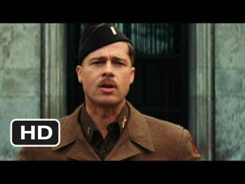 Inglourious Basterds #1 Movie CLIP - Lt. Aldo Raine (2009) HD
