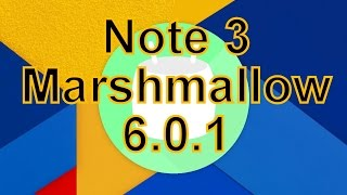 getlinkyoutube.com-[SM-N900T/SM-N9005] How to Update & Install Android 6.0 Marshmallow on Samsung Galaxy Note 3