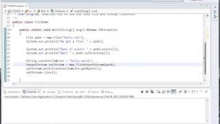 getlinkyoutube.com-Java Basics - IO Part 1 - Files and Streams
