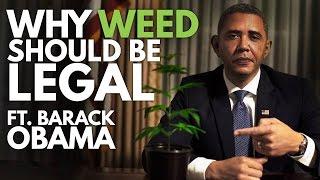 getlinkyoutube.com-WHY WEED SHOULD BE LEGAL ft Barack Obama