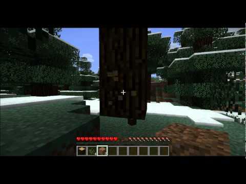 Let´s Play Together Minecraft #001 Mit Schmackes durch den Wald stiefeln