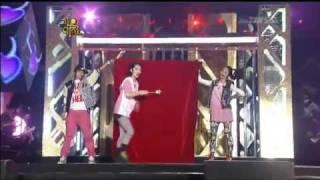 getlinkyoutube.com-091229 F(x) ft Donghae & Shindong - Chu~