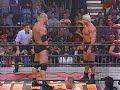 Scott Steiner wBuff Bagwell nWo Wolfpac Elite vs. Bill Goldberg WCW - ENTRANCES