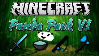 getlinkyoutube.com-Minecraft: PvP Texture Pack - Panda Pack V1!