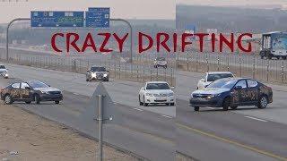 getlinkyoutube.com-خشه (مجنووونه ) قزوم X حروب  Crazy Drifting