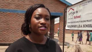 Malawi Girls Learn Self Defense Tactics Against Sexual Abuse