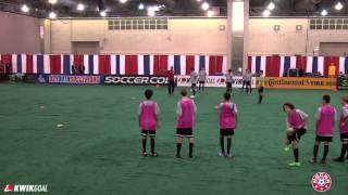"""getlinkyoutube.com-Robin Fraser, """"Dictating the Game Without The Ball"""""""