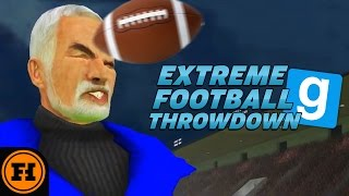 getlinkyoutube.com-Let's Play - Gmod Extreme Football Throwdown Starring Funhaus