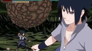 getlinkyoutube.com-Sasuke Indra V2 Edit By Kiritoonline Pixel + Download Link