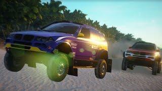Gravel - Pacific Island Sunset Gameplay