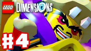 getlinkyoutube.com-LEGO Dimensions - Gameplay Walkthrough Part 4 - Ninjago! (PS4, Xbox One)