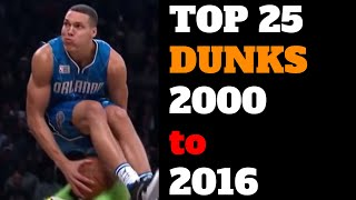 getlinkyoutube.com-Top 25 NBA Slam Dunk Contest Dunks of All Time (2000-2016) HD Best List