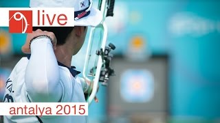 getlinkyoutube.com-Live Session: Compound Finals | Antalya 2015