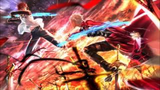 getlinkyoutube.com-Fate/Stay Night Unlimited Blade Works OST 2: Emiya Theme