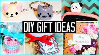 getlinkyoutube.com-DIY gift ideas! Make your own cheap & cute presents! Christmas/Birthdays